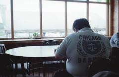 CHICAGO fat man.