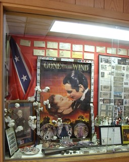 Gone with the Wind Display July 2011 | by Olean Public Library