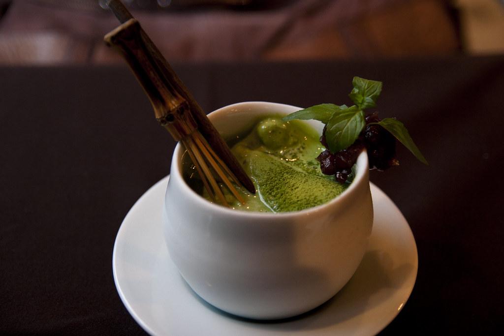 Matcha Green Tea Layer Cake Recipe