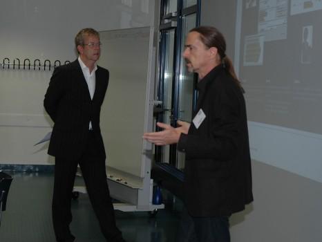 ... Ernst Benner Und Michael Koch, Ddp Jury | By BAW München