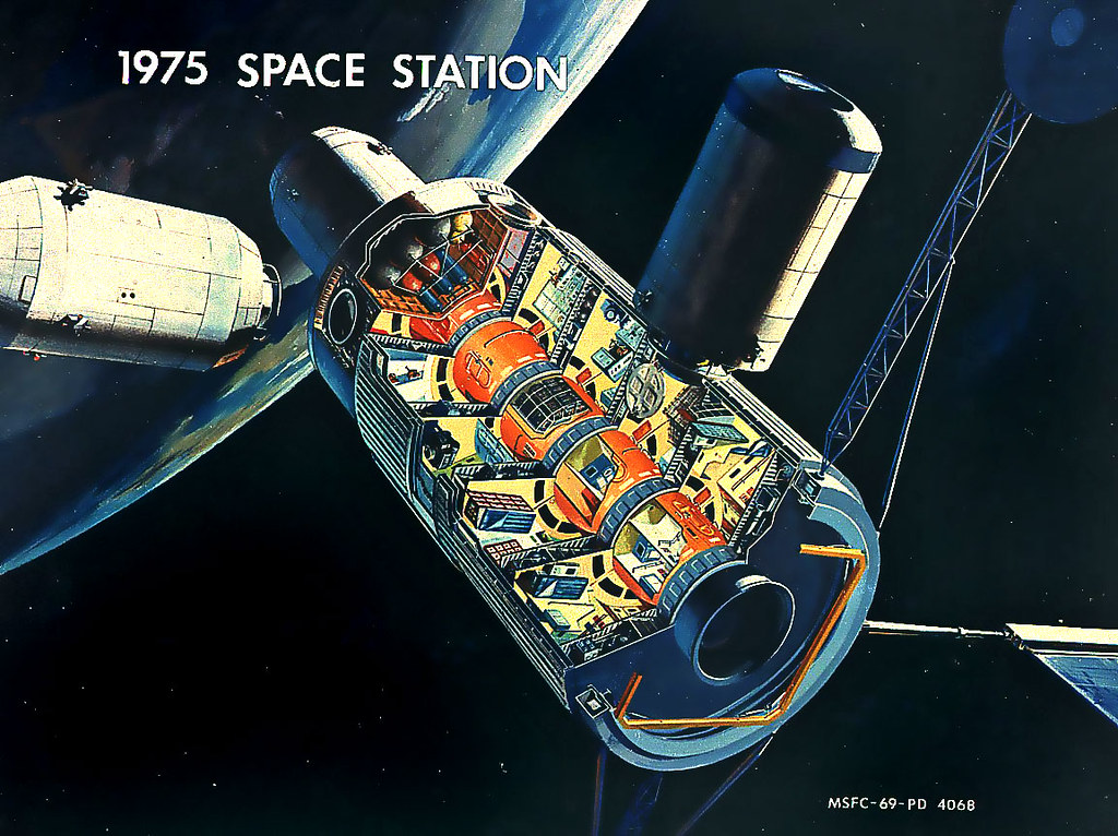 Advanced Space Station Design Proposal Video Link
