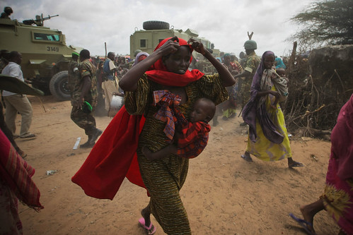 Famine in Somalia | by Africa Renewal