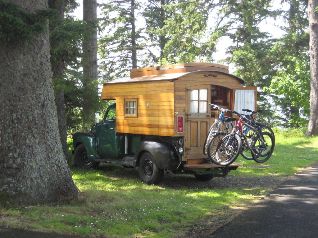 Homemade camper www galleryhip com the hippest pics