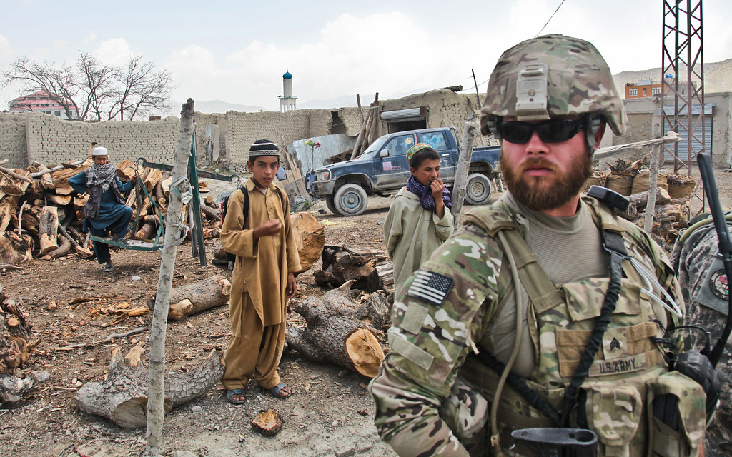 Image Result For Afghanistan And American