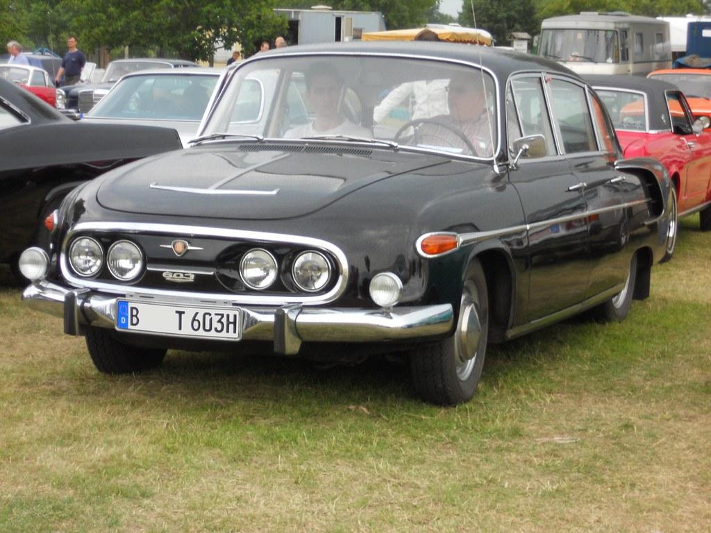 Tatra 603, the guilty pleasure ~ SAABISM