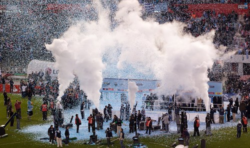 From Behind the Scene | Celebrations | URUGUAY Champion of Copa America 2011 | Buenos Aires - Argentina | by jikatu