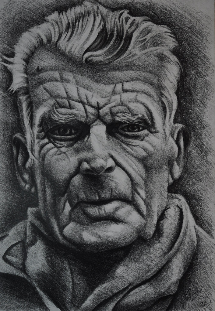 old mans face drawing - photo #45