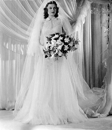lucy modeling a wedding gown lucille ball in the 1930 39 s