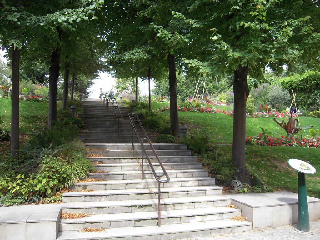 Jardin de reuilly avec 15 200 m le jardin de reuilly for Le jardin 3d