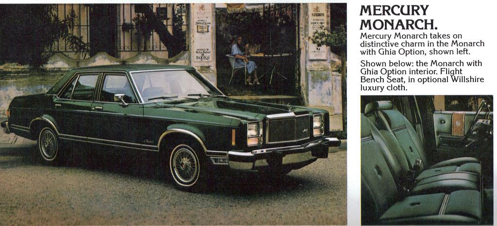 ... 1979 Mercury Monarch Ghia 4 Door Sedan | by coconv & 1979 Mercury Monarch Ghia 4 Door Sedan | coconv | Flickr