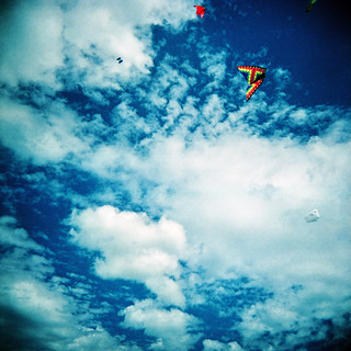 Clouds And Kites | by darrenriley