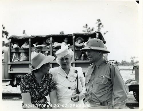 153 Tyndall Field, Florida WWII