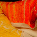 Sewing in the Inner Circle, Warm Colors