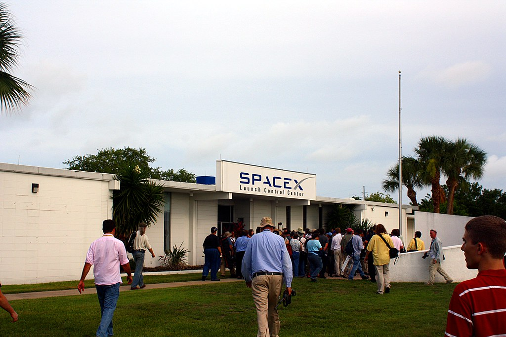 spacex launch control center - photo #26