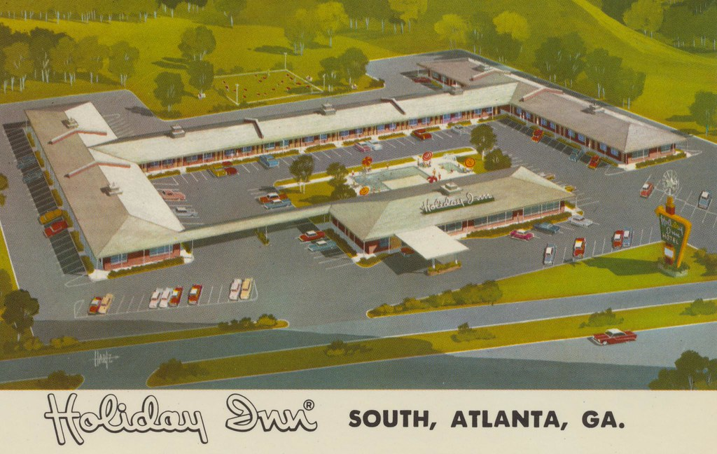 Holiday Inn South - Atlanta, Georgia