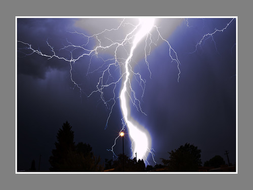 Lightning Strike | by GSO Photographics