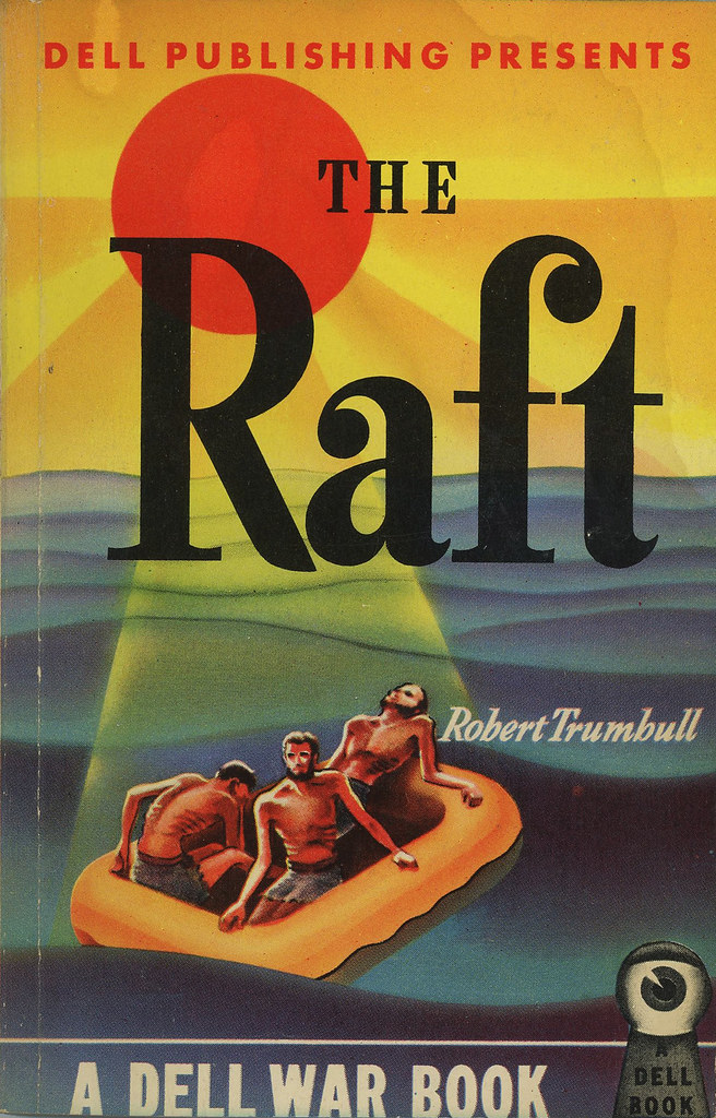 Dell Books 26 Robert Trumbull The Raft Robert