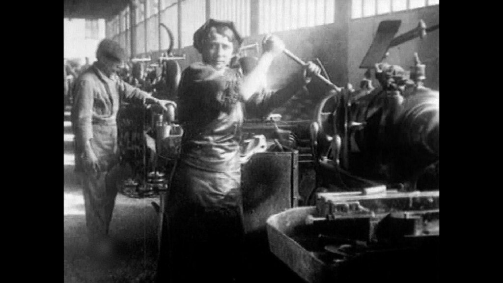 Woman Factory Worker 1...