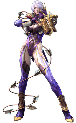 SoulCalibur V for PS3: Ivy | by PlayStation.Blog