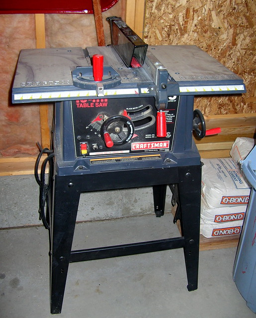 Craftsman Table Saw Flickr Photo Sharing