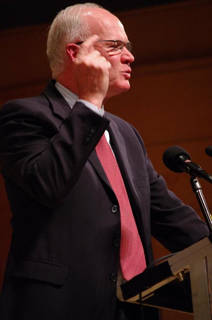 Former Queensland Premier Wayne Goss