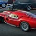 David Cooke's 1957 Type Ferrari 250 Testa Rossa & Irvine Laidlaw's Ecurie Ecosse 1955 Jaguar D Type No.132 - 2011 Silverstone Classic (Explored)