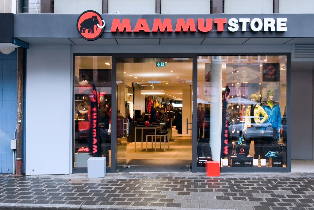 mammut store n rnberg mammutphoto flickr. Black Bedroom Furniture Sets. Home Design Ideas
