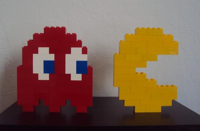 Pac-Man & Blinky   Flickr - Photo Sharing!