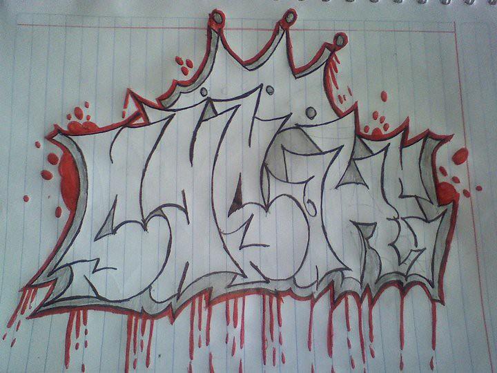 Graffiti De Sasuke By Blesrfg Graffiti De Sasuke By Blesrfg