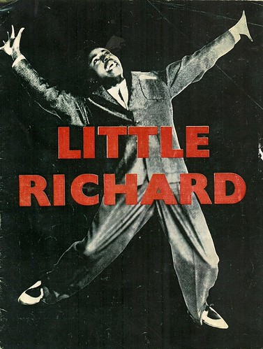 01 - Little Richard (Front cover)