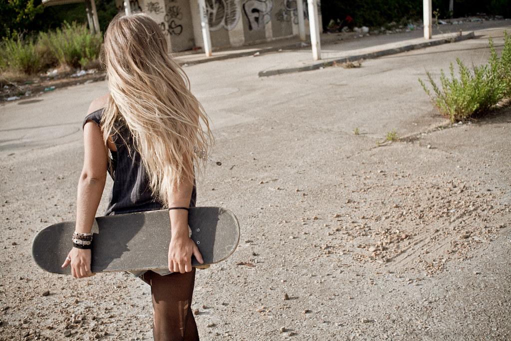 Skater Girls Tumblr Skater Girl 1