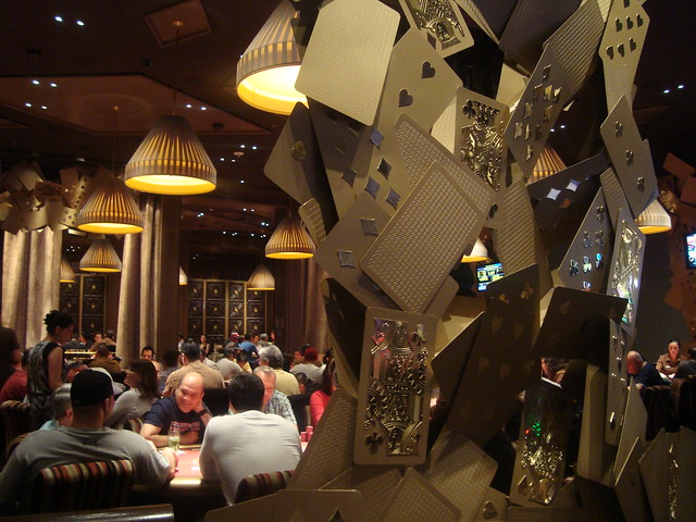 Map poker aria
