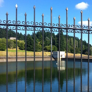 #reservoir on Mt. Tabor SE #pdx #portland #oregon #usa #unfiltered | by Robin M. Ashford