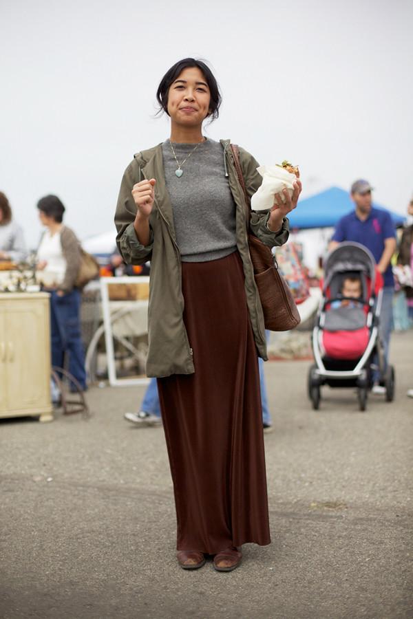 Calivintage Street Style At The Alameda Flea Market Flickr