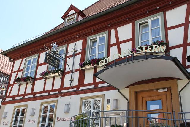 Hotel Zum Goldenen Lowen Bad Kostritz