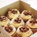 Last minute Tiramisu Cupcakes for Nicole's birthday
