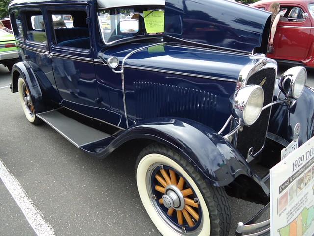 1929 dodge brothers six 4 door sedan flickr photo sharing for 1929 dodge 4 door sedan