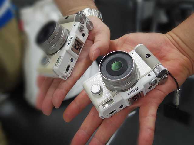 كاميرات mirrorless