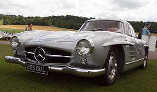 Mercedes Benz 300SL Gullwing | by Hammerhead27