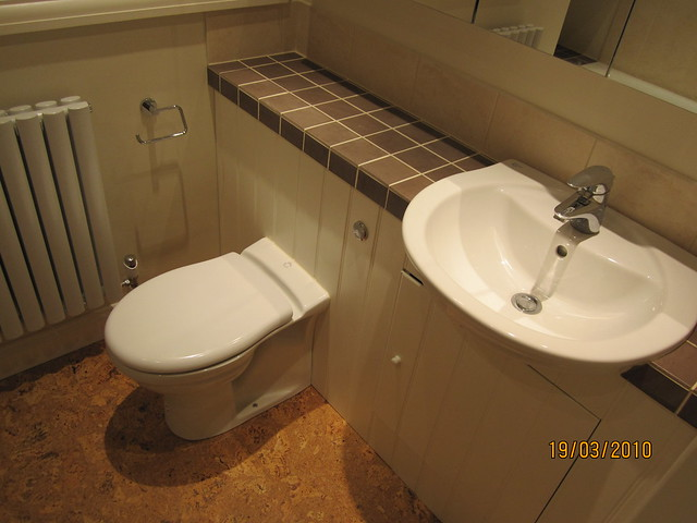 Cork Floor Bathroom Flickr Photo Sharing