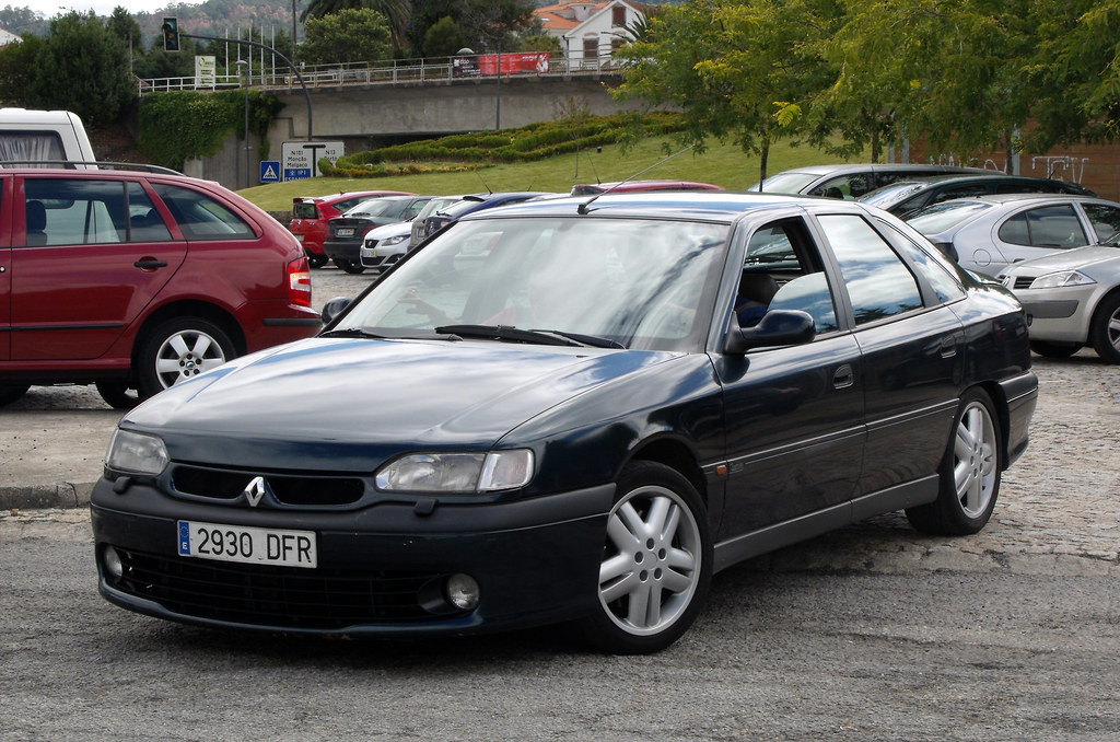 1994 Renault Safrane Biturbo Baccara Fiattipoelite Flickr