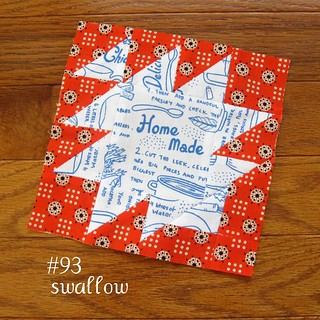 farmer's wife sampler, block 93 | by quirky granola girl