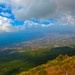 View from Vesuvio
