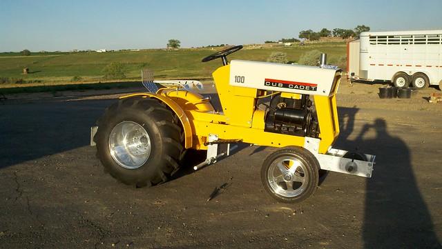 Garden Pulling Tractor Decal : Garden tractor pulling flickr