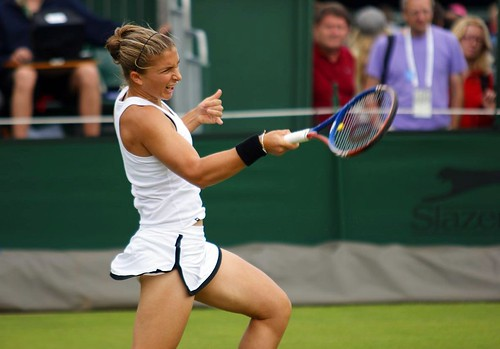 Errani forehand | by Not enough megapixels