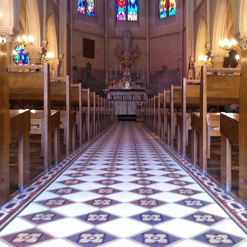 chapelle notre dame des armées