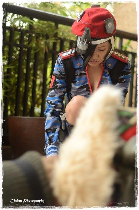 bomb refused point blank cosplay online game photographer flickr