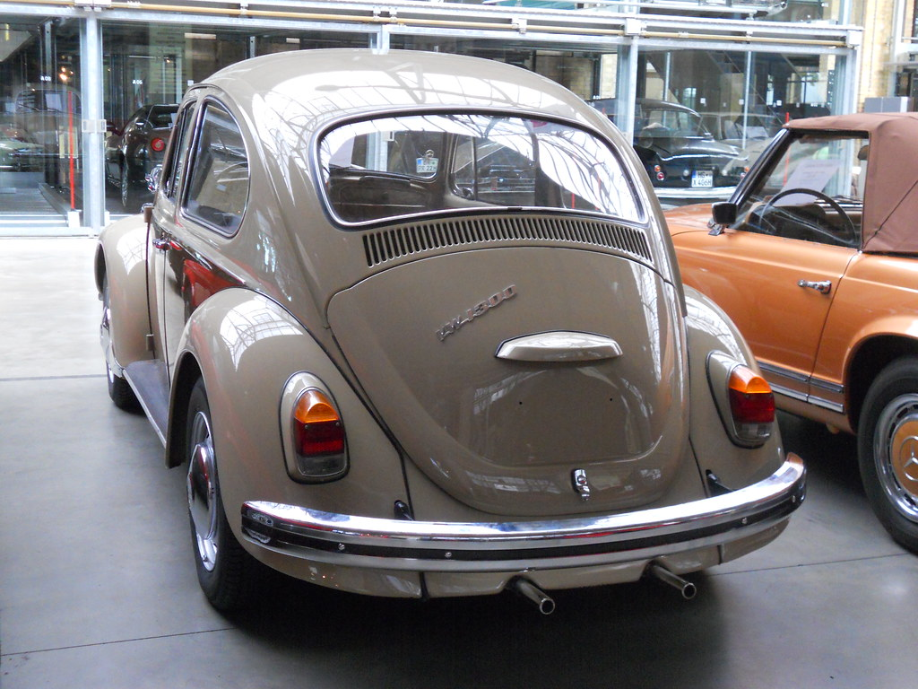 volkswagen   vw kaefer german beetle aleman  flickr
