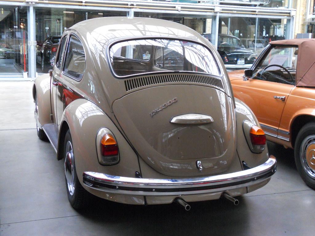 Volkswagen 1300 (1968) | VW Käfer (German: beetle; Alemán: e… | Flickr