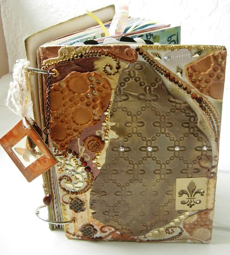 Old Art Journal no 1 Front | Front cover from an old art ...